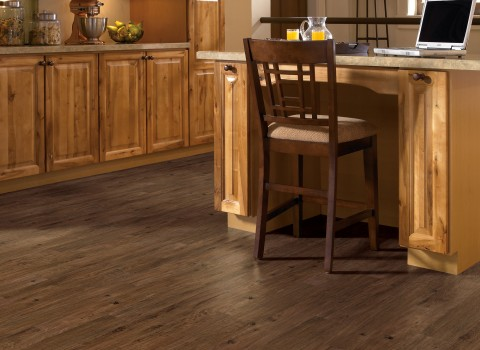 COREtec Deep Smoke Oak